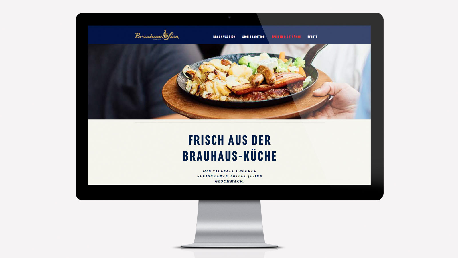 Webdesign Kölner Brauhaus