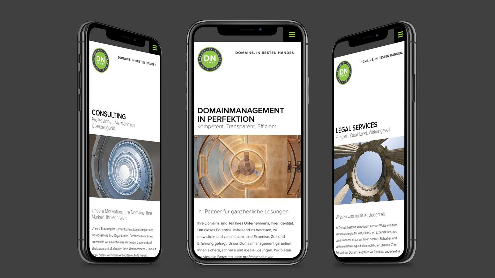 Domainmanagement Webdesign Köln