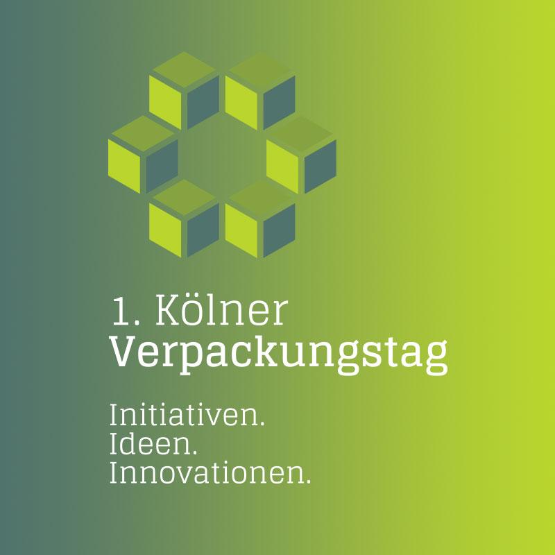 Logo für 1. Kölner Verpackungstag