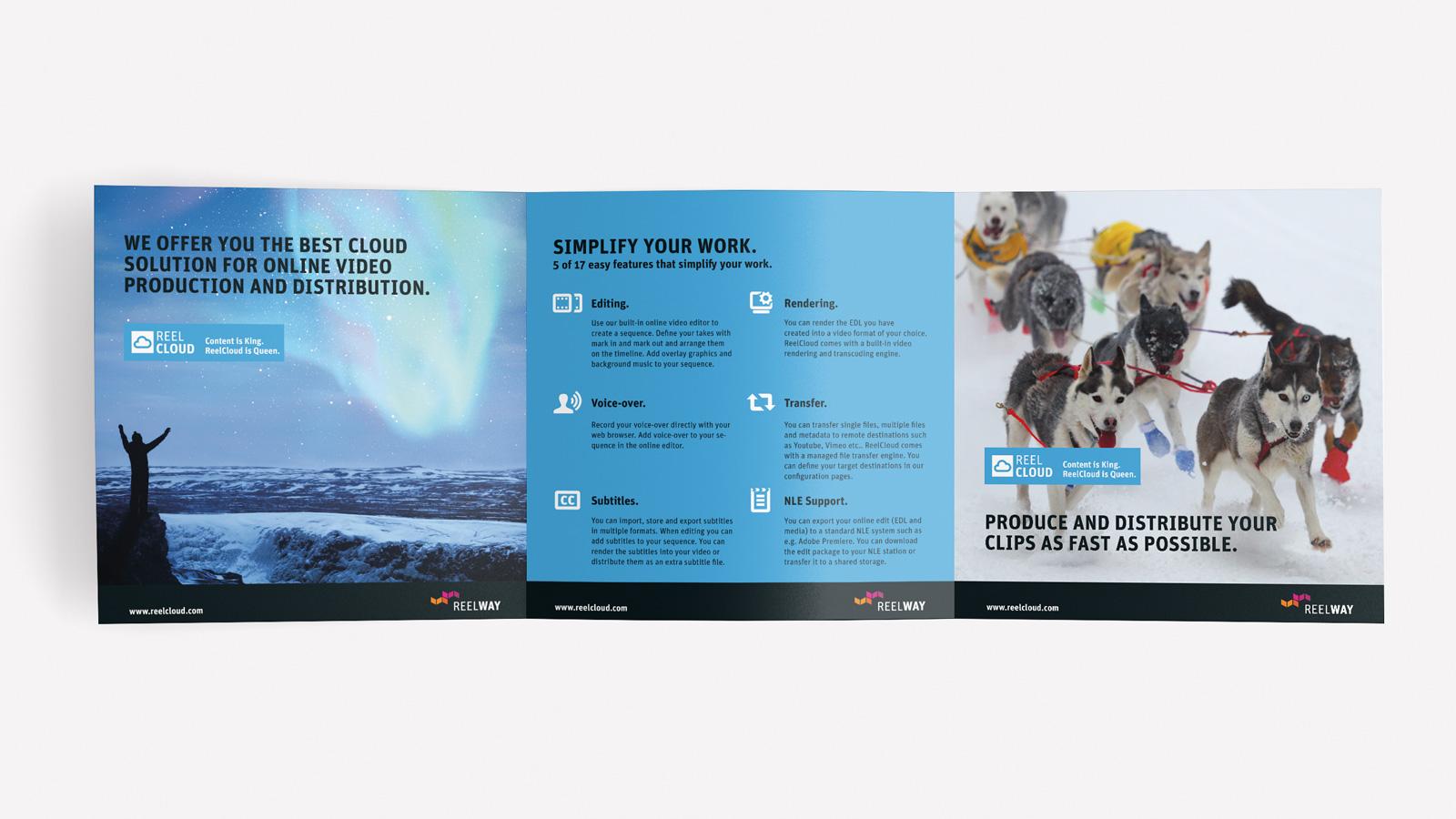 Broschüre für Video-Cloud-Lösungen