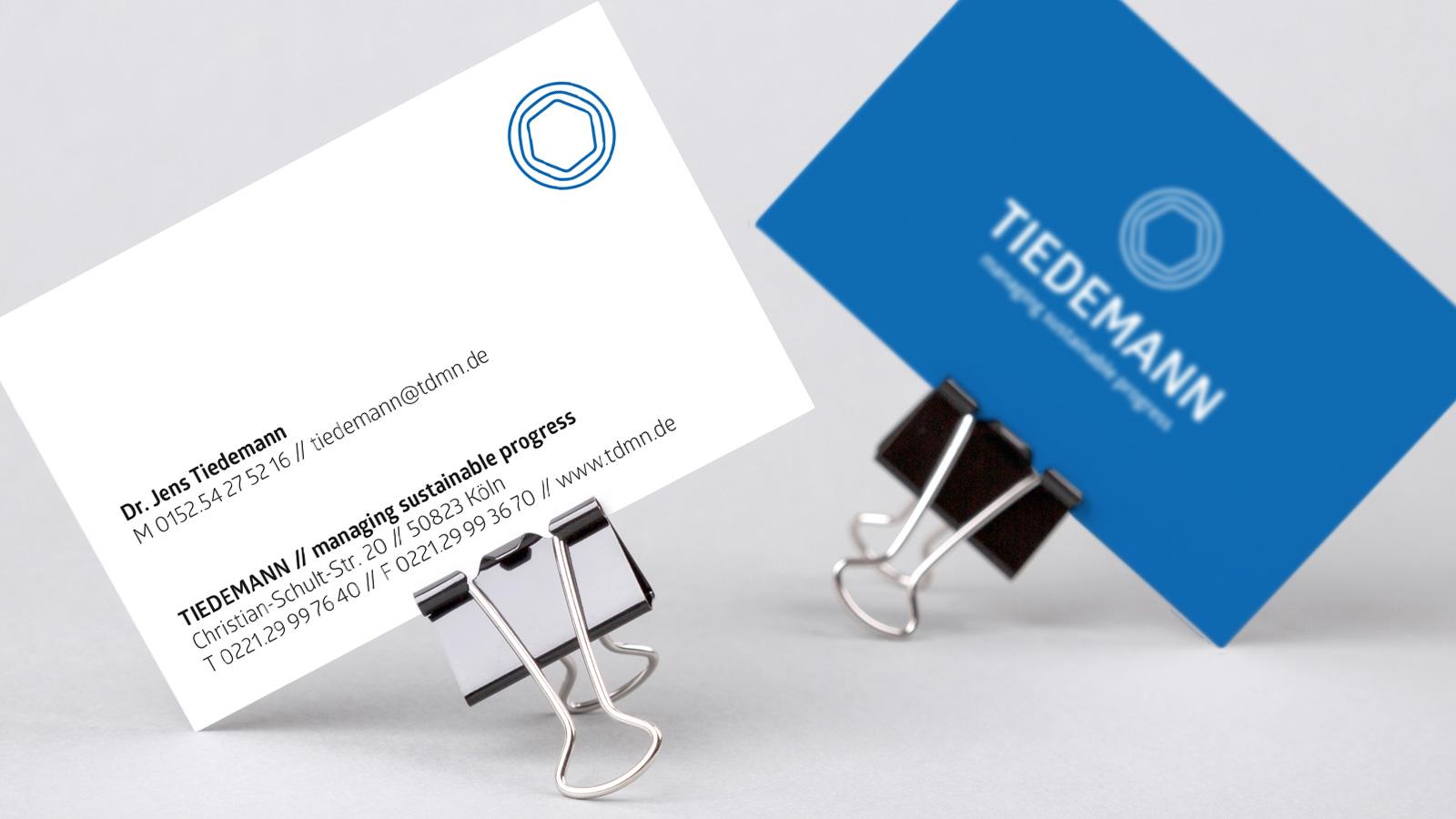 Corporate Design für Berater