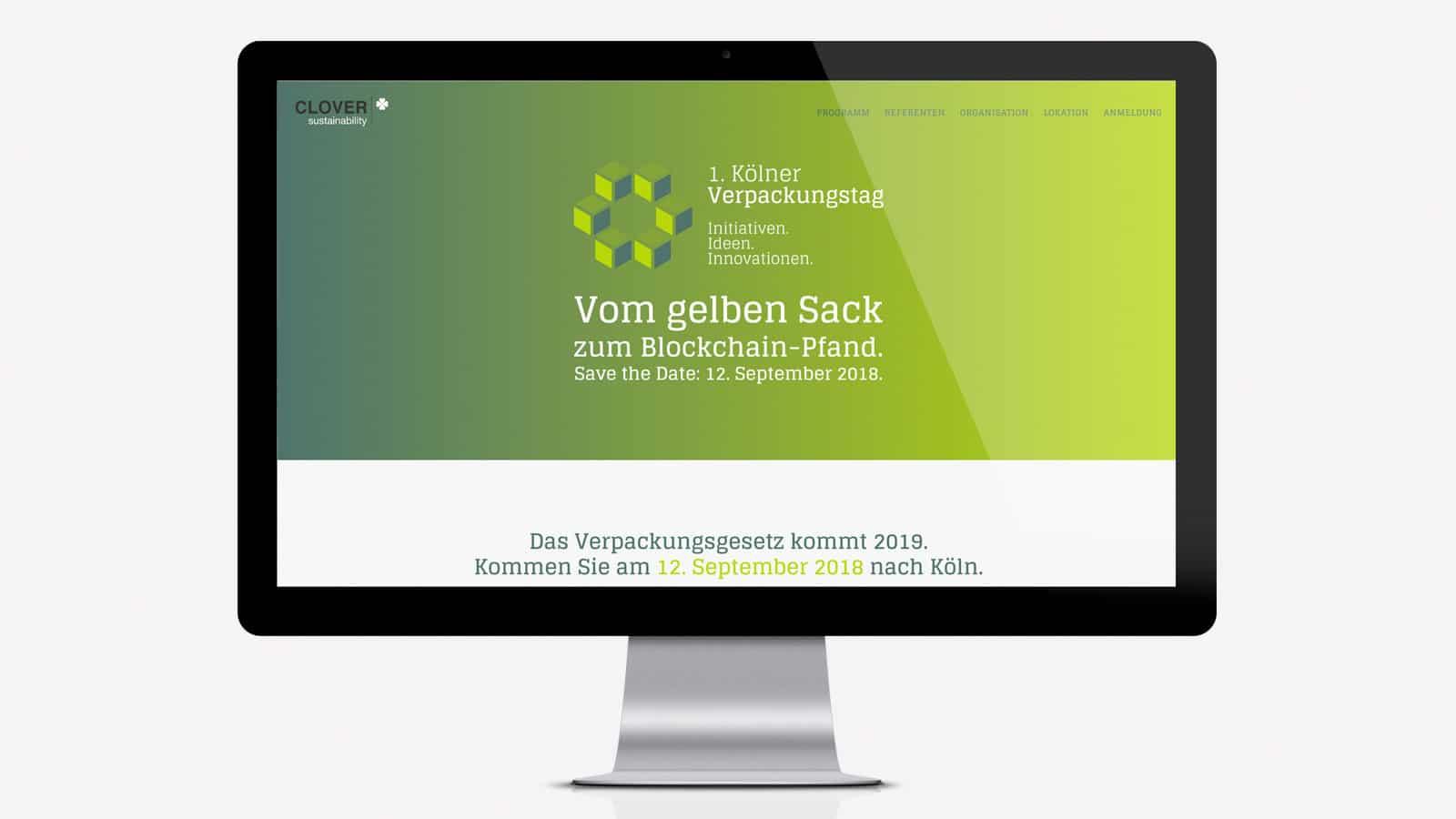 Responsive Webdesign 1. Kölner Verpackungstag