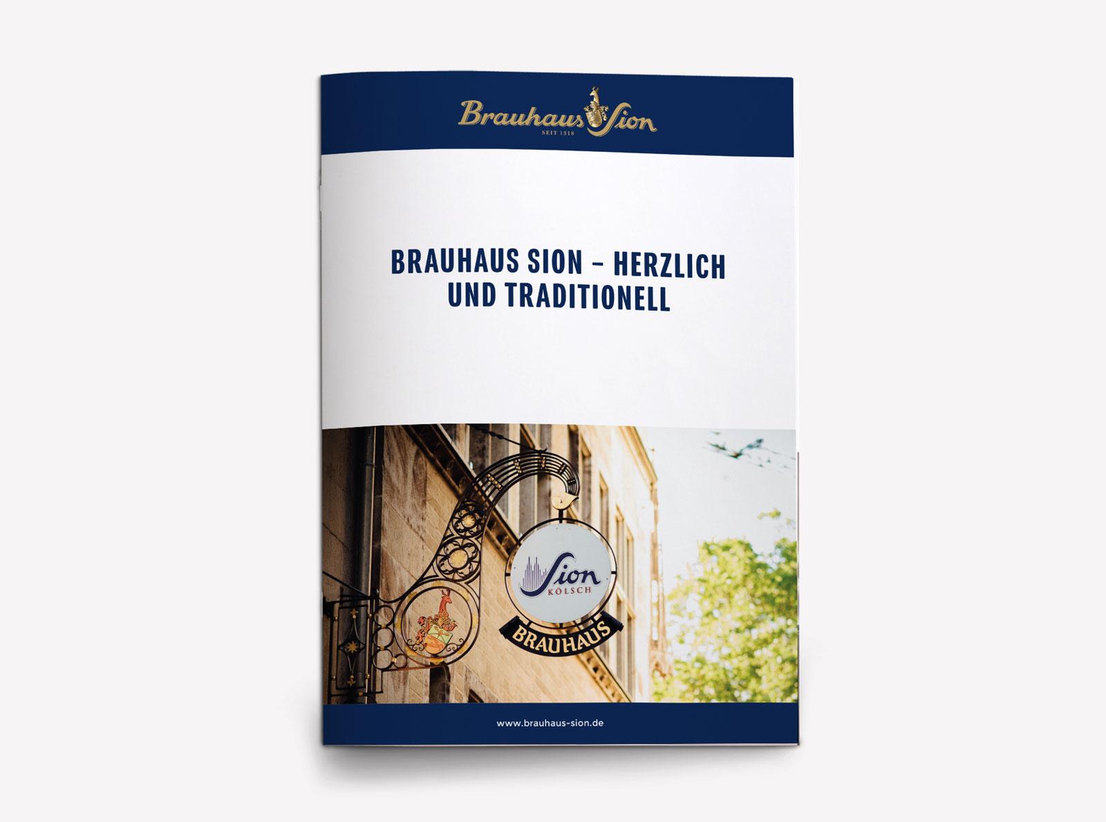 Folder Brauhaus