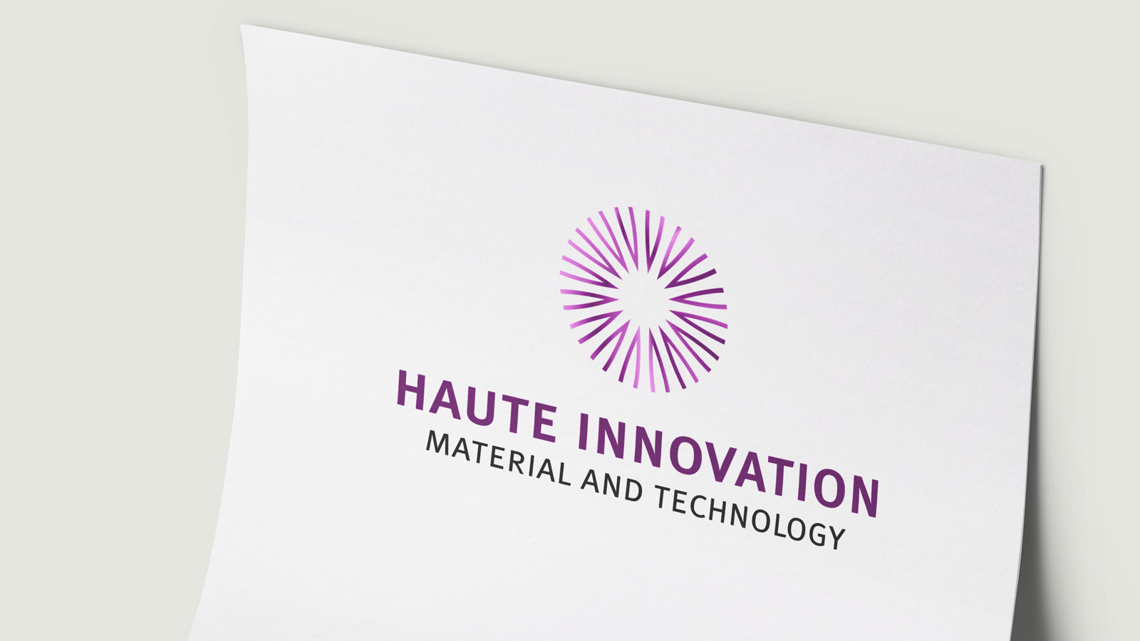 Haute Innovation Logodesign