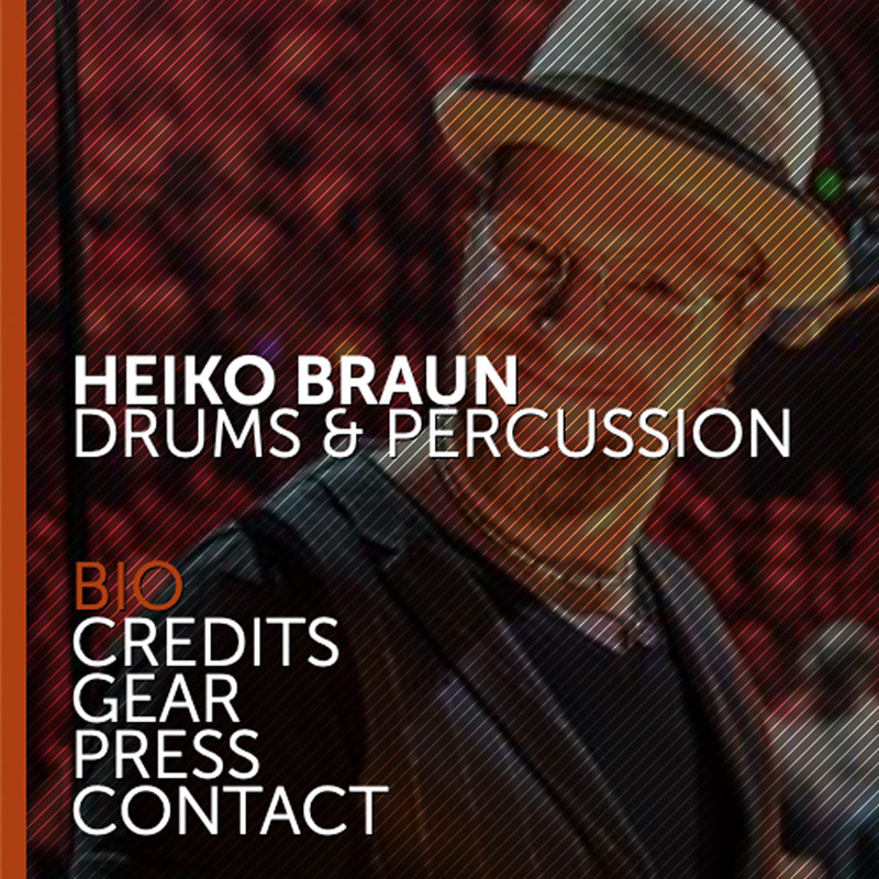 Heiko Braun Drums & Percussion