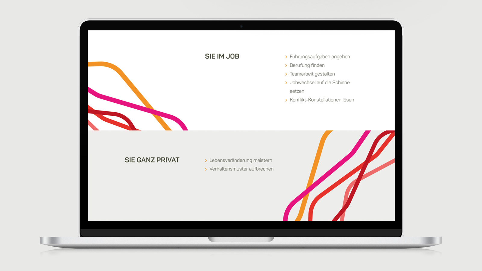 Jobberatung Webdesign