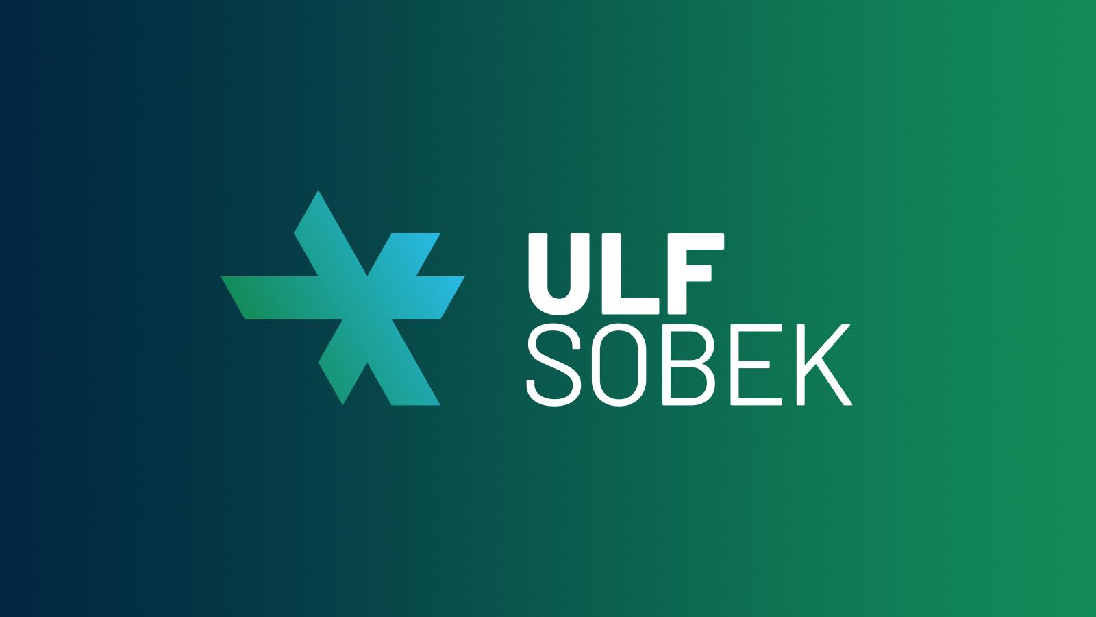Logodesign für Ulf Sobek