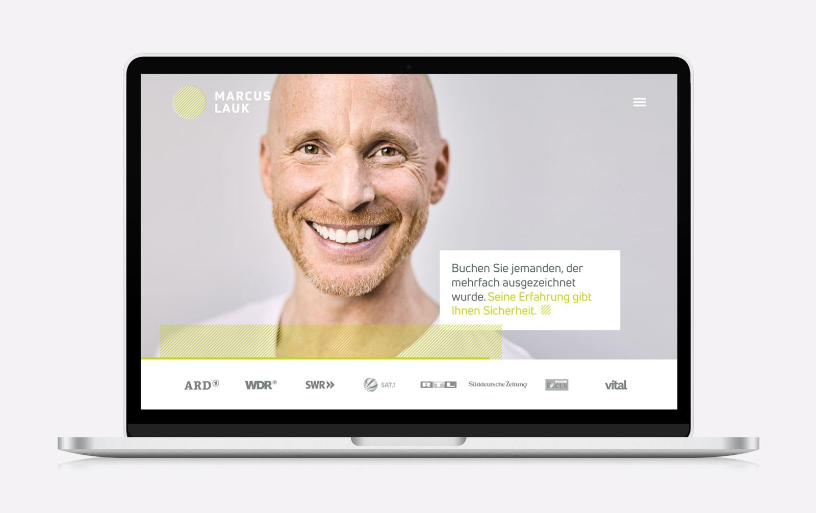 Marcus Lauk Webdesign