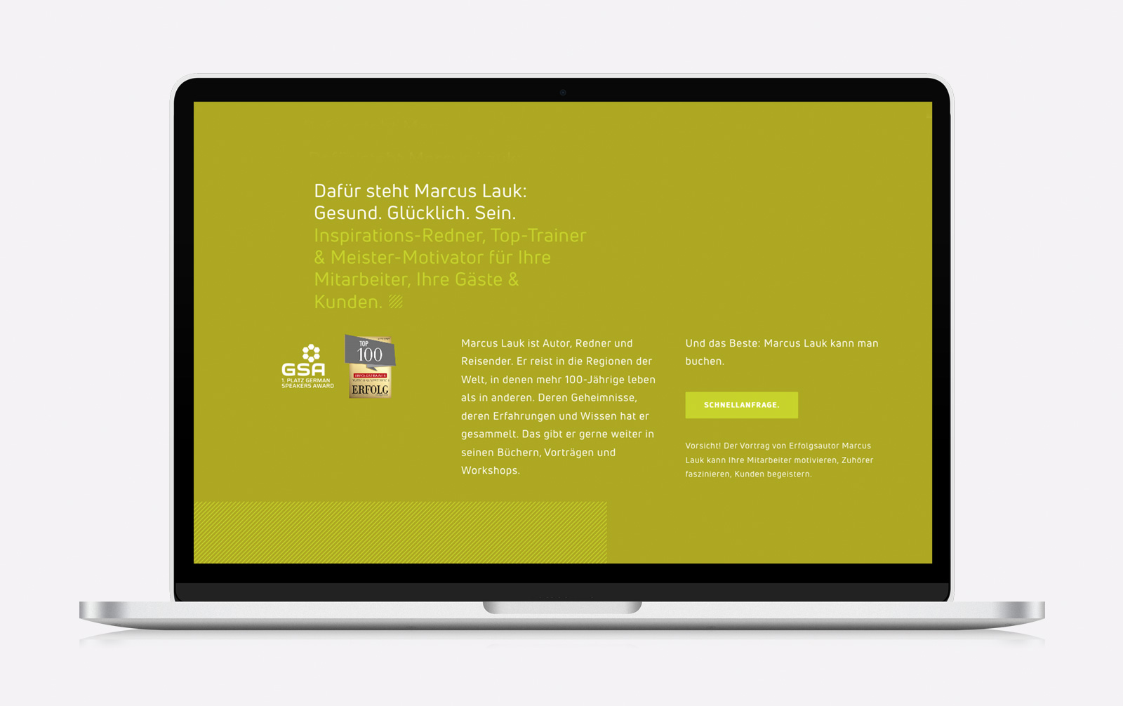 Webdesign Marcus Lauk