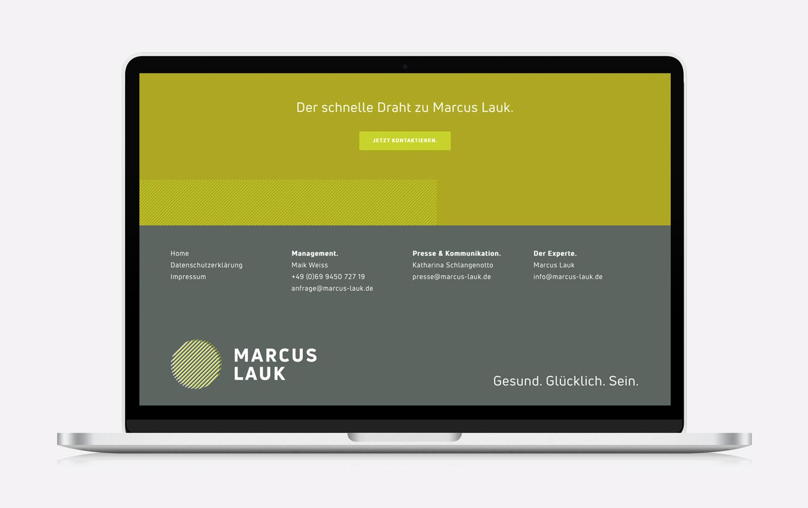 Responsive Webdesign für Autor