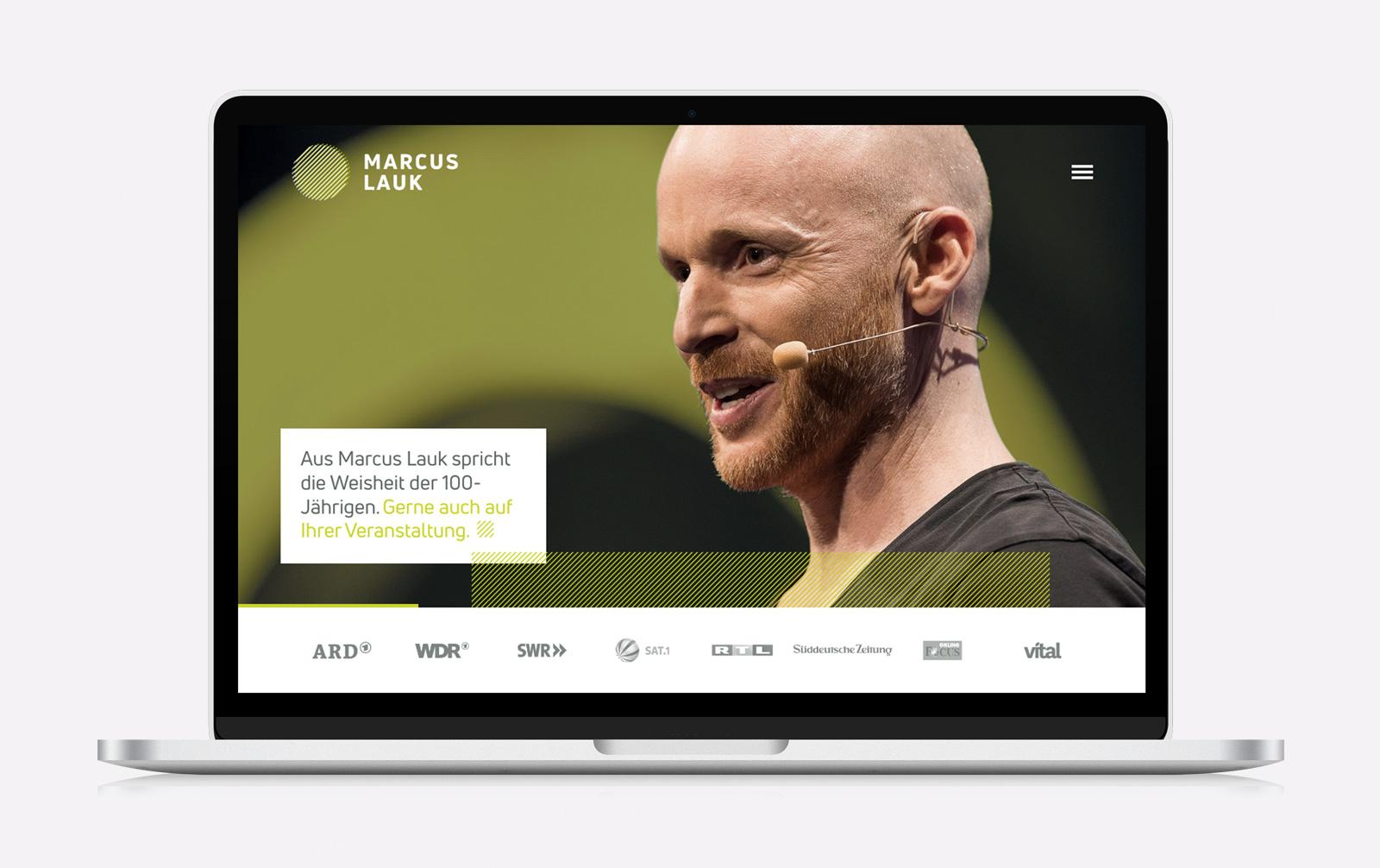 Responsive Webdesign für Redner
