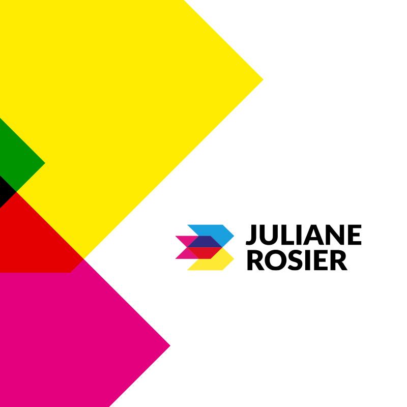 Corporate Design für Juliane Rosier Coaching