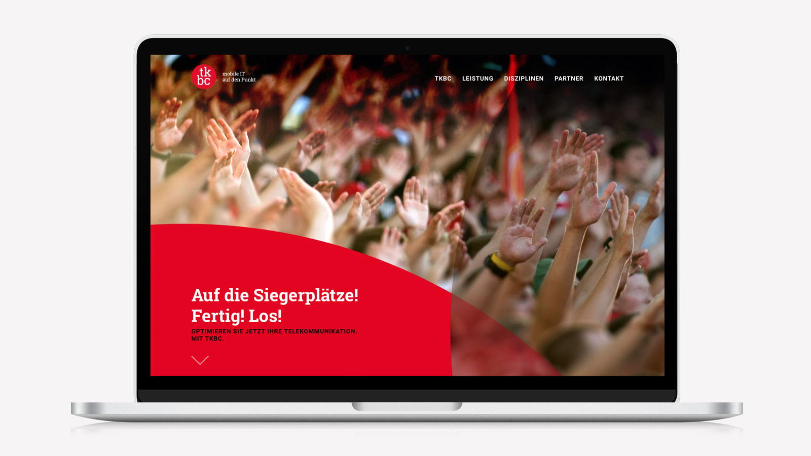 Website für Kölner IT-Dienstleister