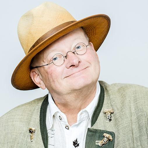 Ulrich J. C. Harz. Ein Harz für Texte.